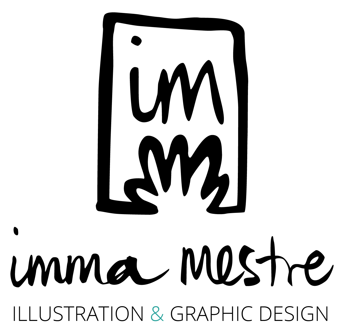 Imma Mestre - Illustration and Graphic Design